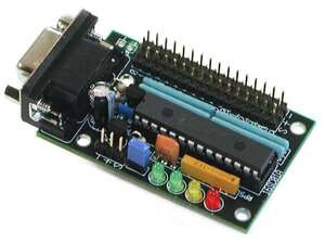 Pololu Serial 16-Servo Controller.