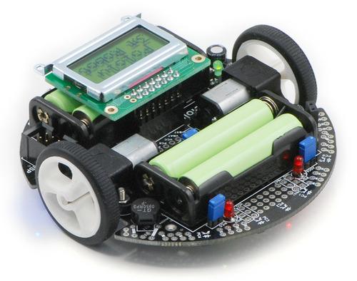 Otimização Do Algoritmo De Maze Solver Para O Robô Pololu 3pi